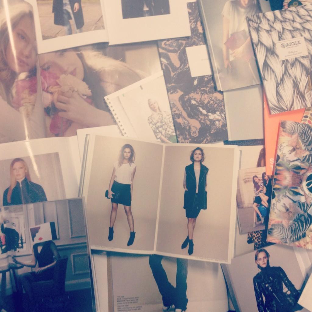 A picture of Autumn/Winter lookbooks