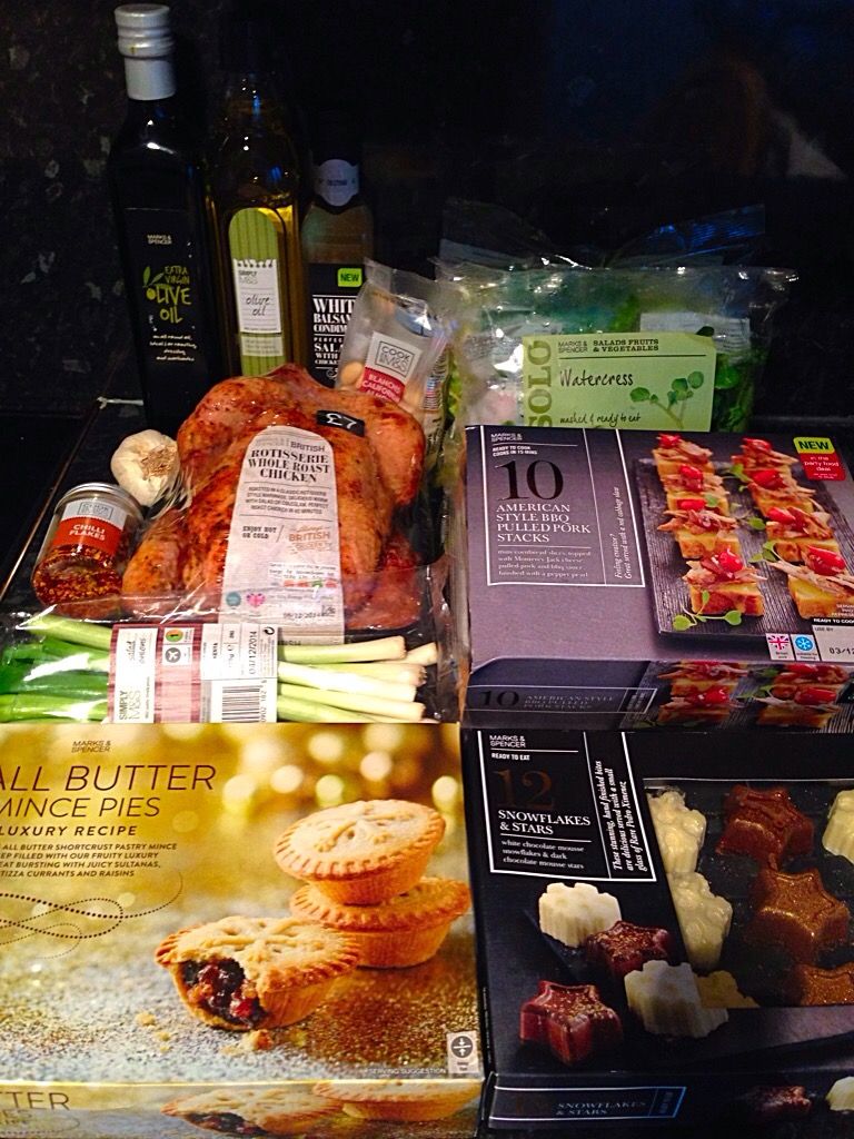 Marks And Spencer Christmas Food To Order
