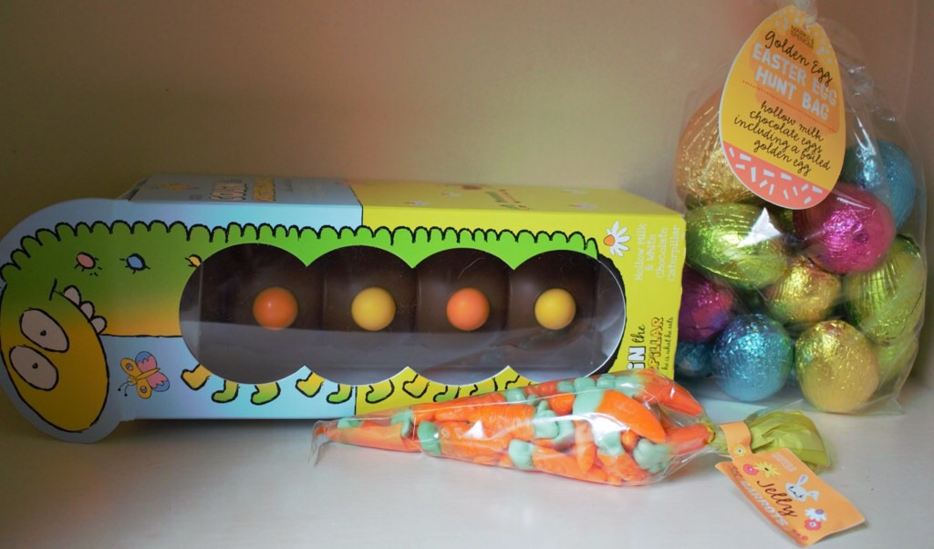 Marks and spencer easter treats georgia hathaway a picture of ms easter eggs negle Choice Image