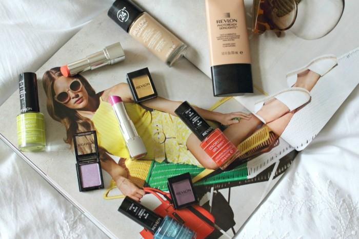 A picture of Revlon cosmetics
