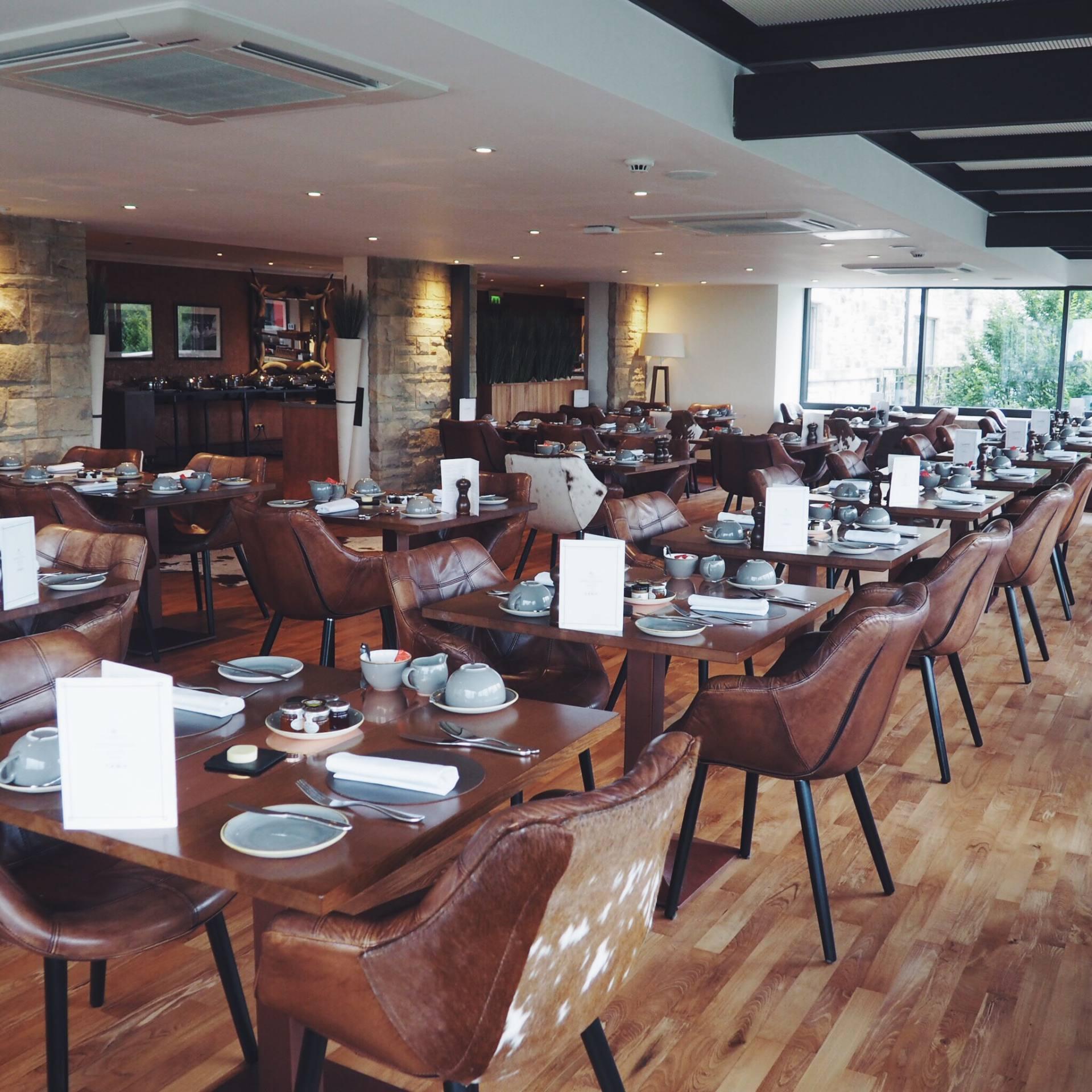 Steak at Six restaurant