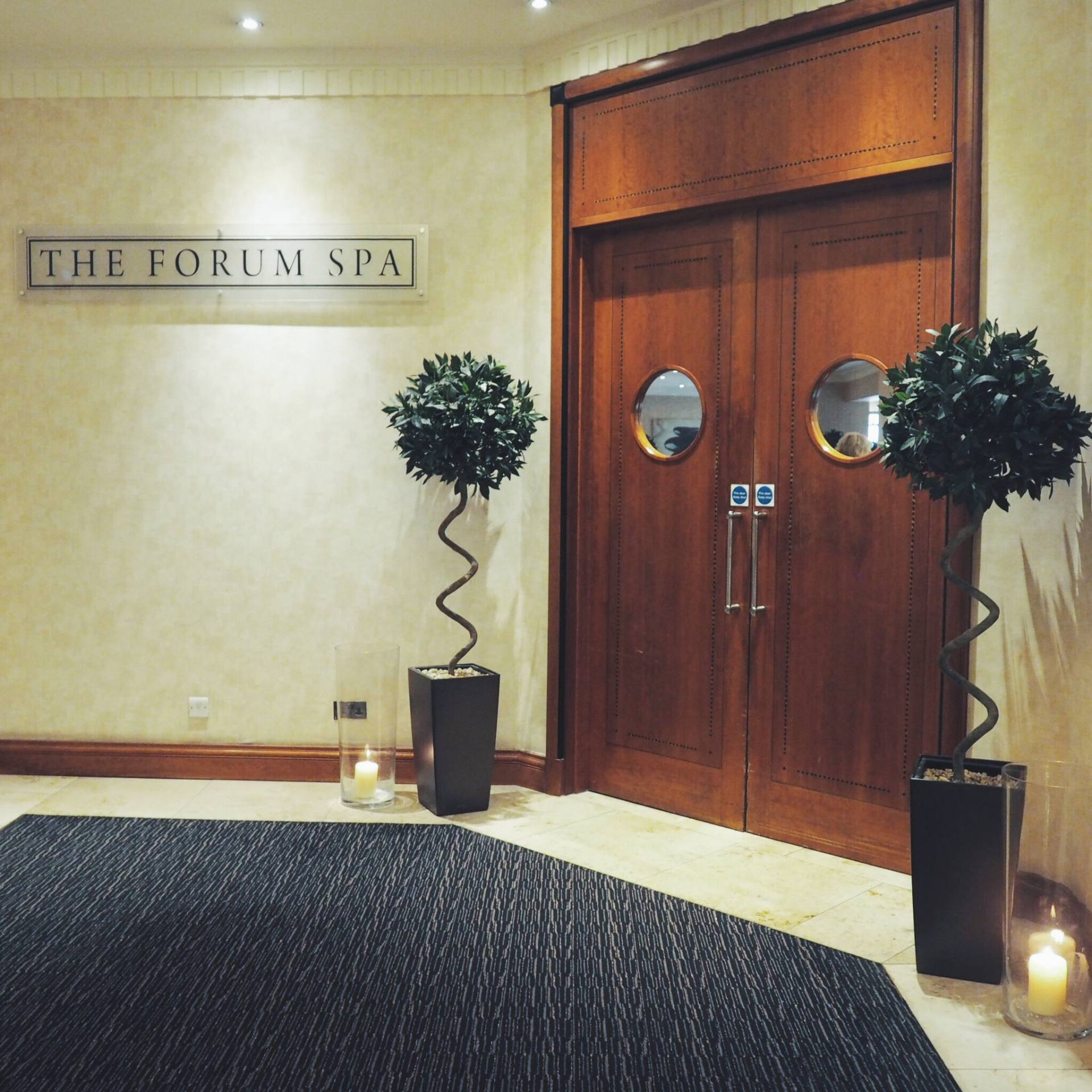 The Forum Spa at the Celtic Manor Resort