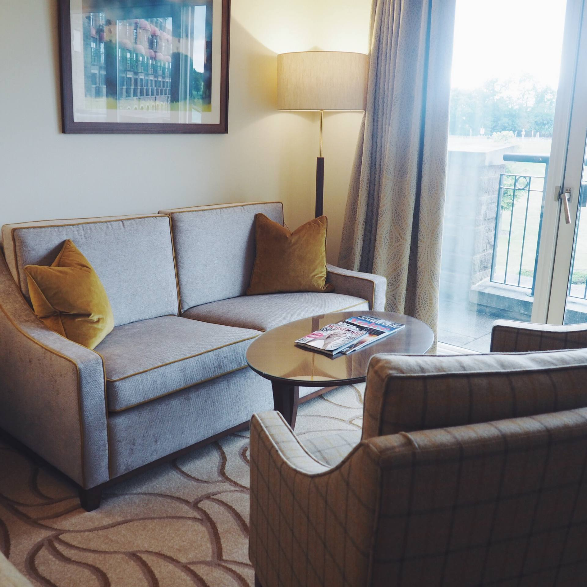 A picture of Celtic Manor Resort Signature Room Sitting Area