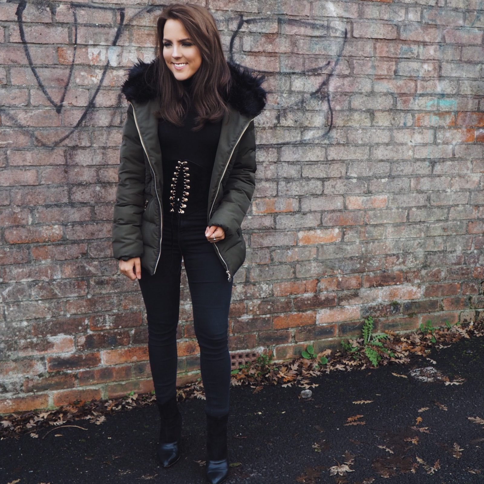 Lasula padded jacket